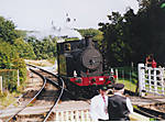 Isle of Wight Steam Railway  24.7.07