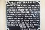 Great Western Instruction
