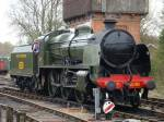1931 SR U Class 1638 - Sheffield Park 14 04 09