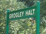 Grogley Halt on the old Bodmin to Padstow line